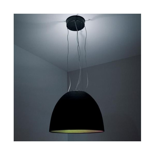 Artemide Nur  1618 Fluo Suspension Light
