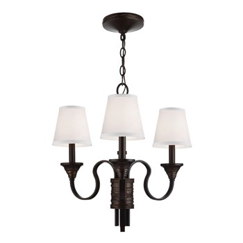 Elstead Arbor Creek  3lt Chandelier