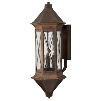 Elstead Brighton  Large Wall Lantern, Extra Large