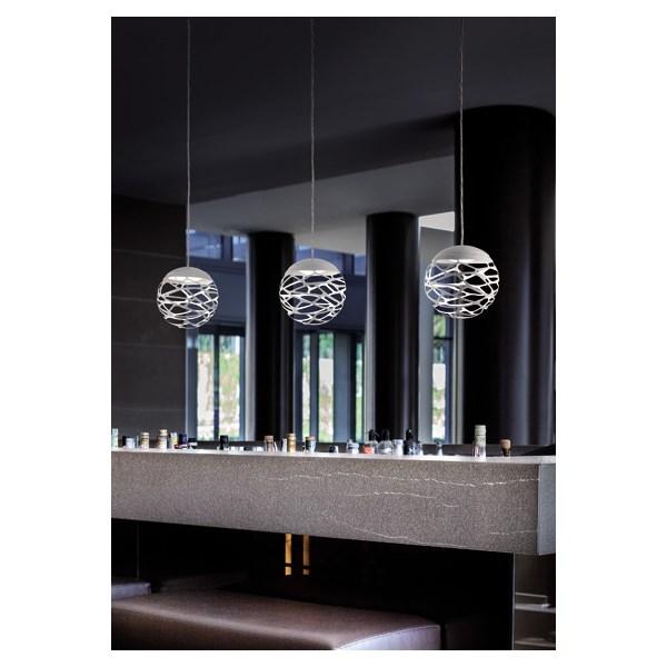 Studio Italia Design  Kelly Cluster  SO 1 Sphere Suspension Light