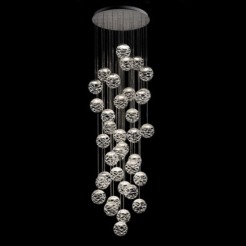 Kelly Cluster SO5 Spheres Suspension Light