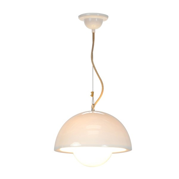 Original BTC Doma  with Large Pendant Light