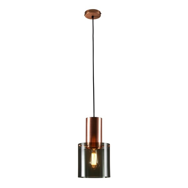 Original BTC Walter  Size 2 with Pendant Light with Glass