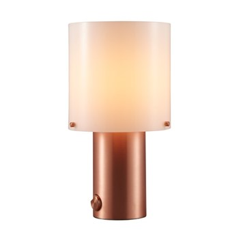 Original BTC Walter  Table Light Size 2, Opal