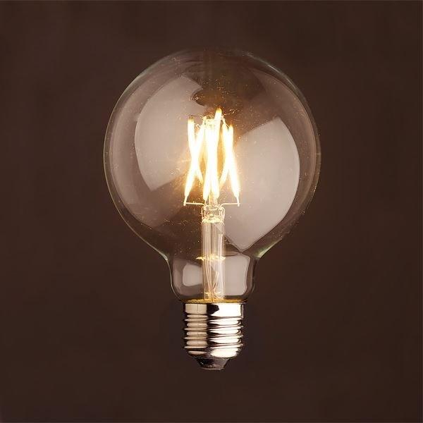 Mullan  E27 XL Round LED 4 Watt