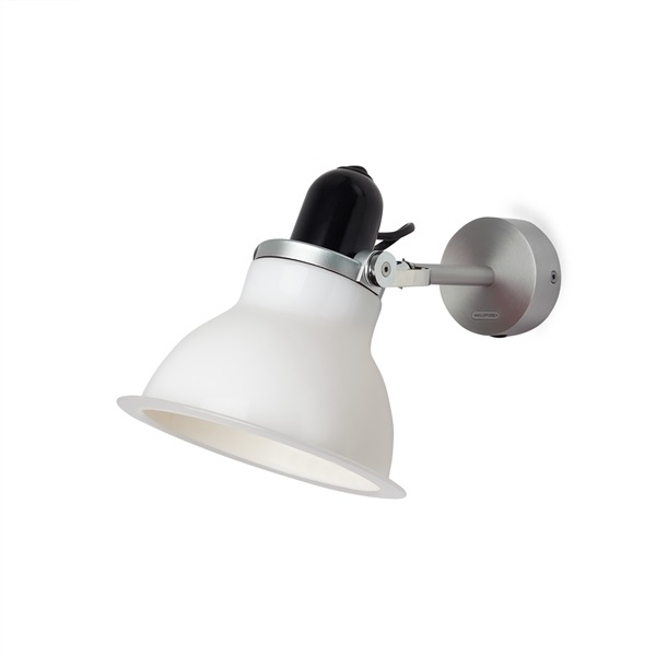 Type 1228 Rotatable Wall Light in Aluminium