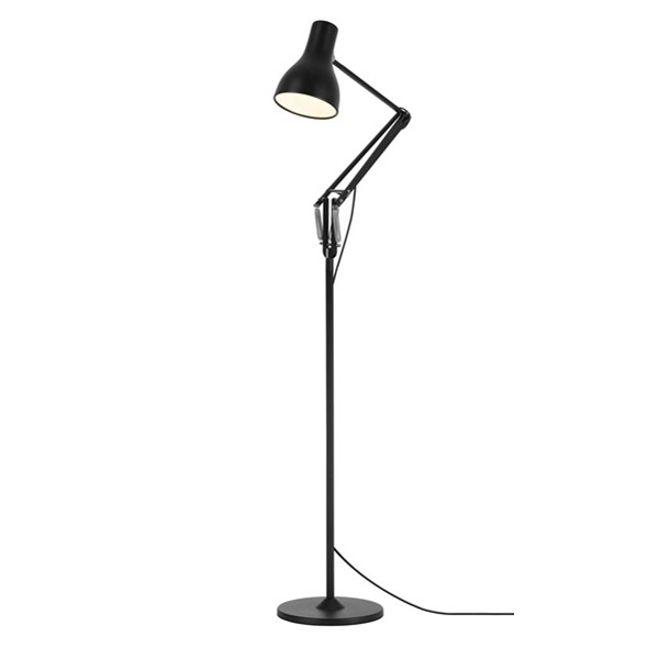 Anglepoise Type 75  Adjustable Floor Lamp With Spring