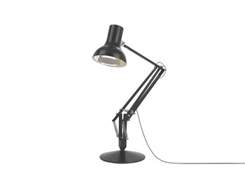 Anglepoise Type 75 Giant  Floor Lamp With Spring, Graphite Grey