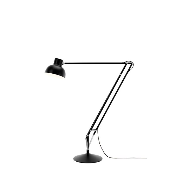 Anglepoise Type 75 Maxi  Floor Lamp With Spring And Diffuser