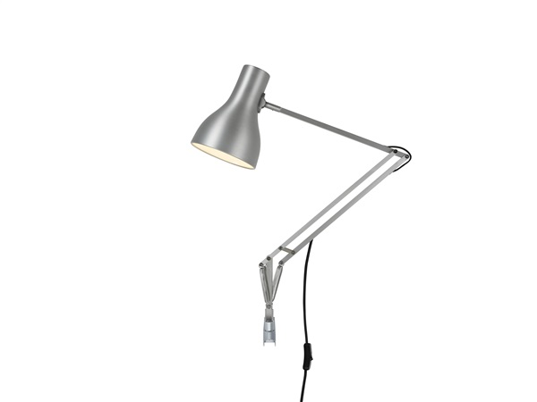 Type 75 Adjustable Wall Mounted Lamp with Spring