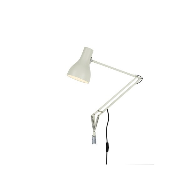 Anglepoise Type 75  Adjustable Wall Mounted Lamp with Spring