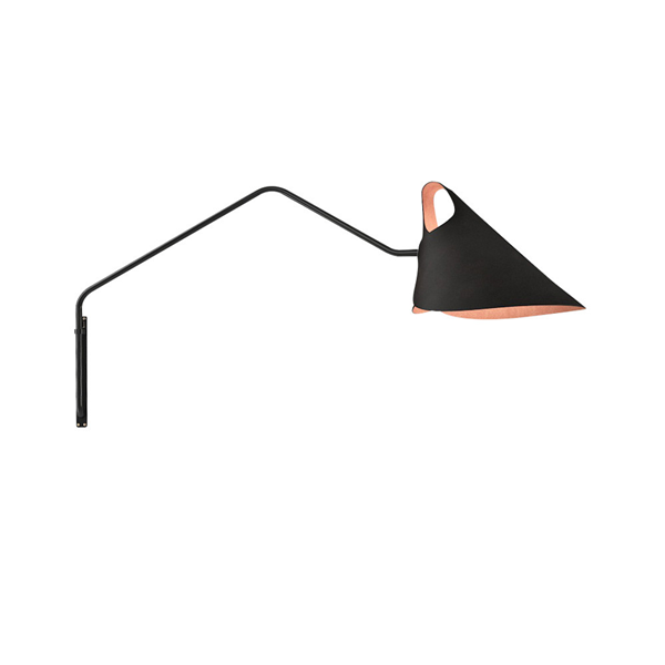 Wall Lamp Coated Steel