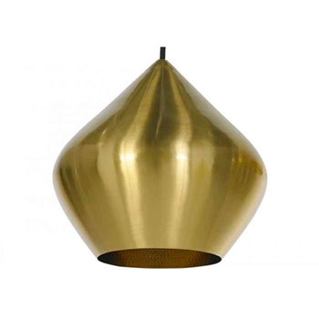 Tom Dixon Beat  Stout, Pendant Light, Brass