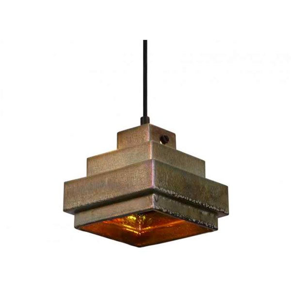 Tom Dixon Lustre  Square, Pendant Light