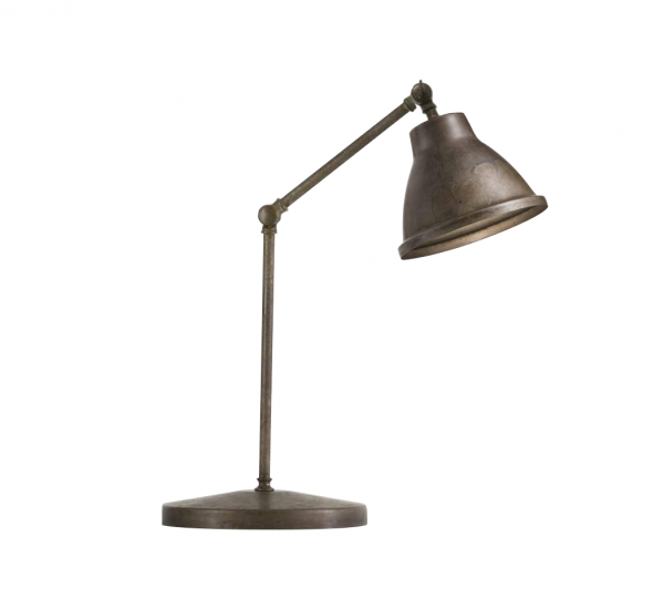 Loft Functional Table Joint Lamp Brass