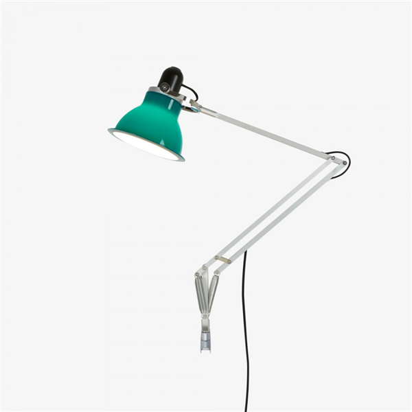 Type 1228 Adjustable Wall Mounted Lamp with Spring