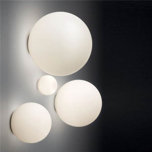 Artemide Dioscuri 25 Spherical Wall/Ceiling Lamp