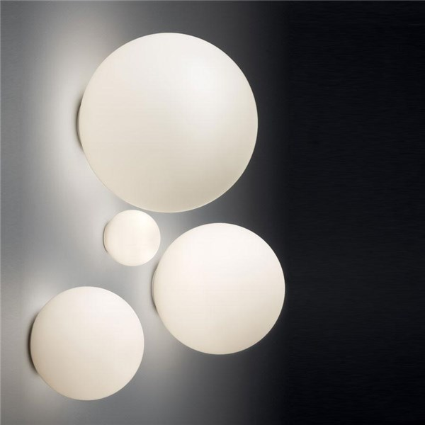Artemide Dioscuri  25 Spherical Wall/Ceiling Lamp