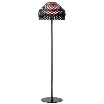Flos Tatou  Diffused Floor Lamp, Black