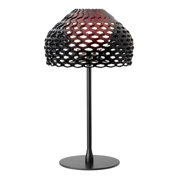 Flos Tatou  T1, Table Lamp with Shade, Black
