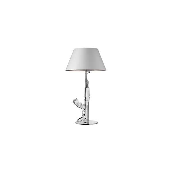 Flos Gun  Table Lamp include shade
