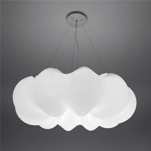 Artemide Nuboli  Fluo Suspension Light