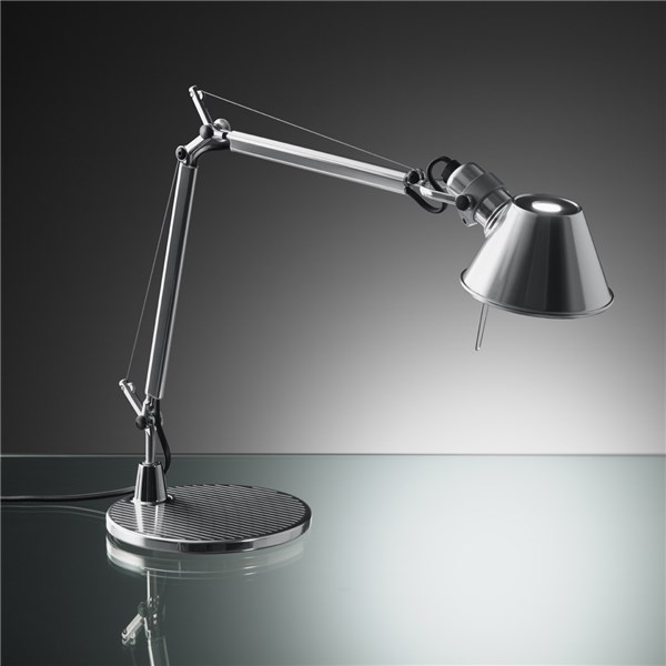 Artemide Tolomeo  Micro, Table Lamp with Base