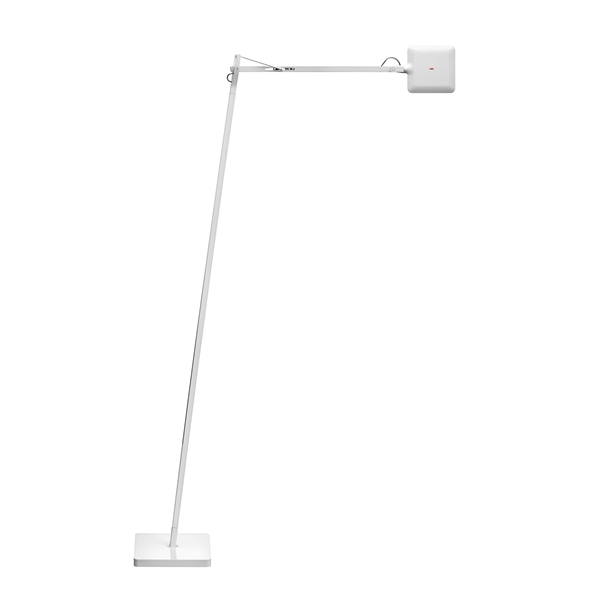 Kelvin Adjustable Aluminium LED Floor Lamp Direction-able Head