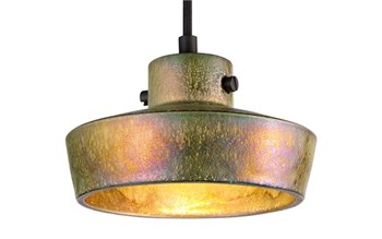 Tom Dixon Lustre  Flat, Pendant Light Flat