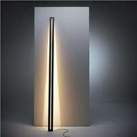Framed Leaning Floor Lamp