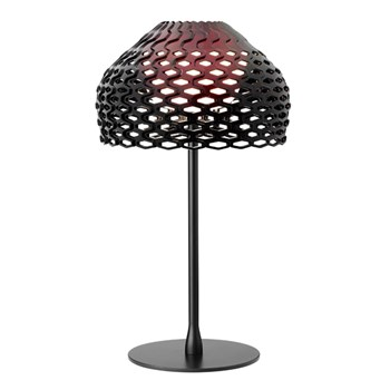 Flos Tatou  T1 Diffused Light Table Lamp Include Shade, Black