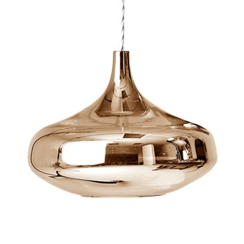 Studio Italia Design  Nostalgia  SO3 Suspension Light, Gold