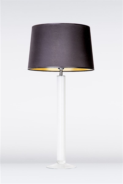 Fjord White Large Glass Table Lamp