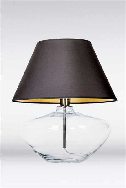 Madrid Glass Table Lamp