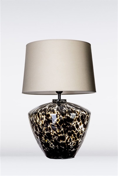 Ravenna Small Glass Table Lamp