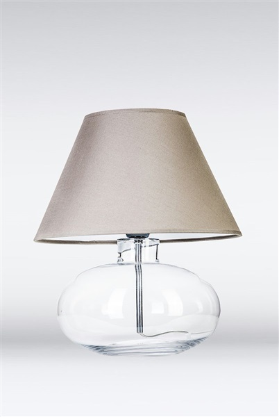 Stockholm Small Glass Table Lamp