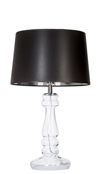Petit Trianon Small Glass Table Lamp