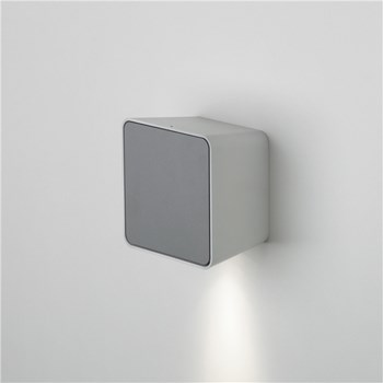 Marset Lab  1, LED Outdoor Wall Light, White