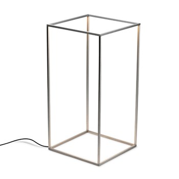 Flos Ipnos  Outdoor Floor Lamp, Anodized Natural