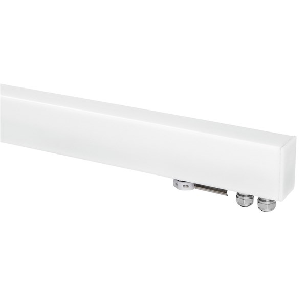 Linealight Paseo  L, Modular LED Wall Light in Opal