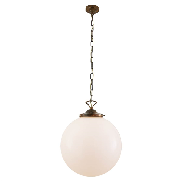 Yerevan 40cm Pendant Coolie Light