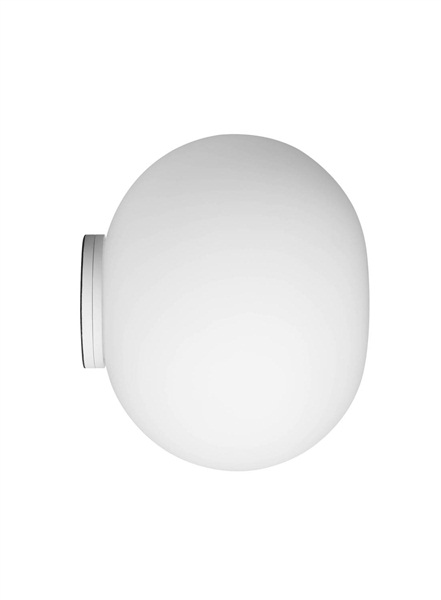 Glo-Ball Zero Wall or Ceiling Diffused Light Glass