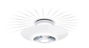 Flos Moni  LED Ceiling Fixture Reflected and Diffused Light, Small