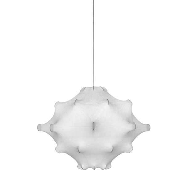 Flos Taraxacum  Cocoon Suspension Pendant Light White