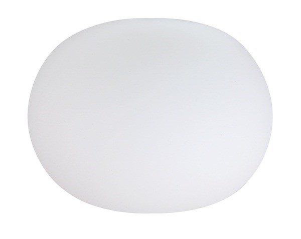 Flos Glo-Ball  with Wall Mounted Diffused Light with Opal Glass