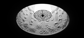 Flos Skygarden  Recessed Ceiling Light White, 60W