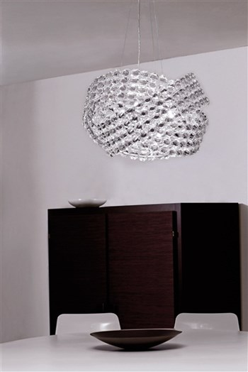 Marchetti Diamante  Hanging ceiling lamp, Crystal