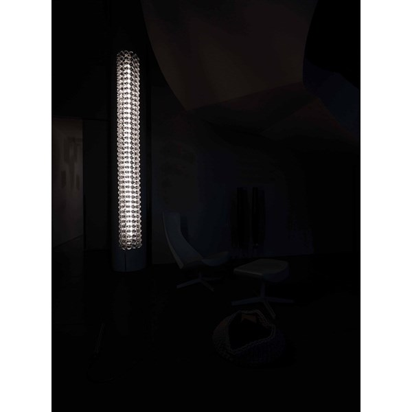 Marchetti Havana  ST 54 G5, Hanging- Floor Lamp. Crystallized Pendent