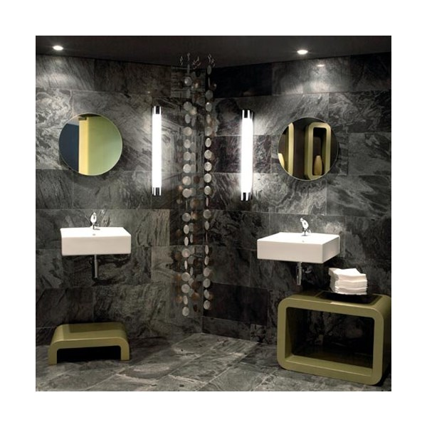 LEDS C4 Dresde  Bathroom Wall Light 470mm 24W