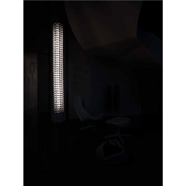 Marchetti Havana  ST 54 G9, Hanging- Floor Lamp. Crystallized Pendent